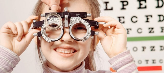 Optometria pediatrica: bambini e disturbi visivi