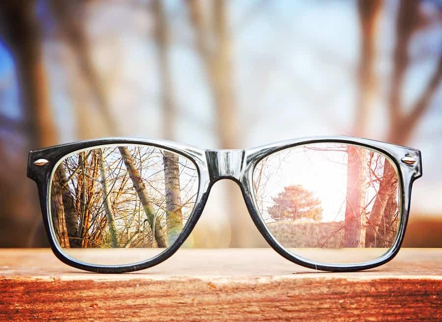 occhiali disturbo propriocettivo
