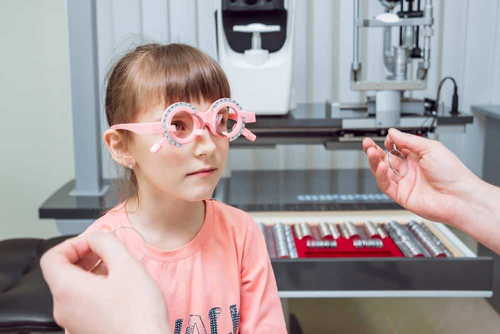 visita optometrista